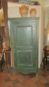 Painted cupboard - £475