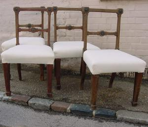 pair of 19chairs - £225