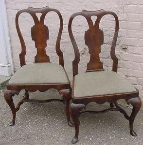 Pair of Antique Chairs - £1,450