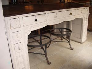 Pair of Shop Counters - £3,950
