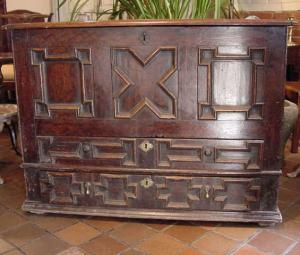 Pine Mule Chest - £1,250