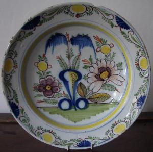 Plate - Palm - From £40 upwards