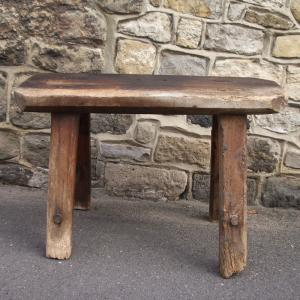 Rustic Bench - £75