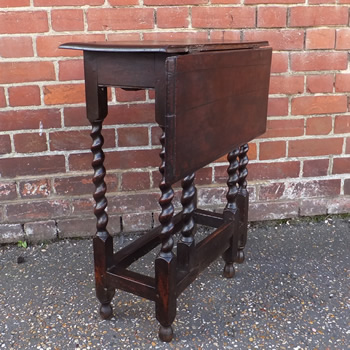17c Occasional Table - £1,250