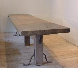 Table from Badminton House - PoA