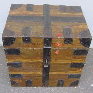 Treasure Chest - £225