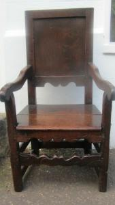 Welsh Oak Chair - £495