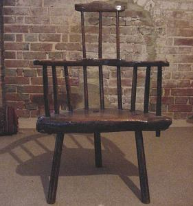West Country Comb back Windsor Chair - £1,250