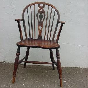 Windsor Arm Chair - £375