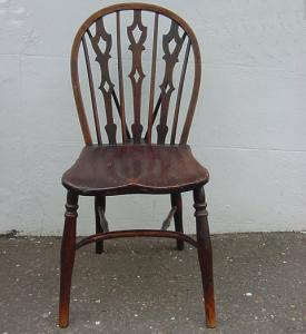 Windsor chair - £195