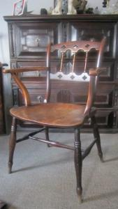 windsor Elbow Chair - £395